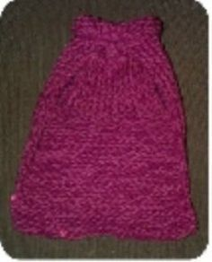 Dog sweater from round loomee tutorial loom knit pinterest free patterns knitting loom patterns for your dog dt1010fo