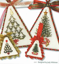 Christmas Trees - Cross Stitch Patterns & Kits (Page 2) - 123Stitch.com