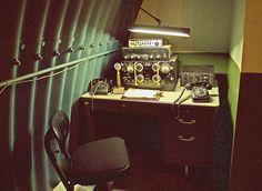 Kennedy Bunker 1960s by Alida's Photos, via Flickr