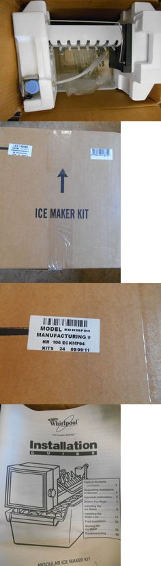 refrigerator icemaker for maytag amana jenn air whirlpool d7824706q. parts and accessories 71259: *new* whirlpool maytag eckmf-94 automatic ice maker refrigerator icemaker for amana jenn air d7824706q e