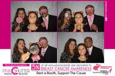 Photo Booth Image from Betting On A Cure   10.19.2013   Benefiting Susan G. Komen Los Angeles   Cure Breast Cancer
