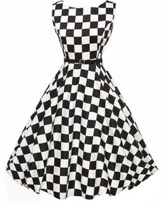 2016 Summer Audrey Hepburn Vestidos Women Stripe Dot Floral Print Retro Casual 50s Party Dresses Robe Rockabilly Vintage Dress-in Dresses from Women's Clothing & Accessories on Aliexpress.com | Alibaba Group