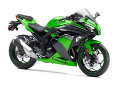 New and O so sexy 2013 Kawasaki Ninja 300...wow!