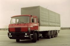 Tatra T 815 8x4x4, heel aparte configurate Tatra!