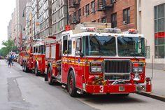 Firetrucks… #ChicagoFire