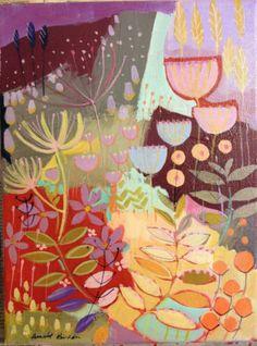 Original Acrylic Painting on Canvas 'Exuberant Wild Life'. Signed | eBay