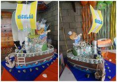Barco pañales