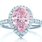Gahhh, this Tiffany's ring is incredible.  If only I had a spare 1.2 million!  Holy heck!