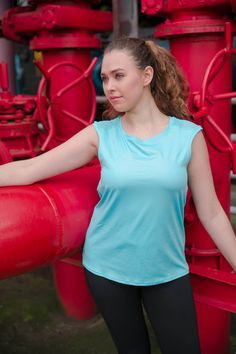 Our turquoise blue mesh back tank is a perfect athleisure piece that you can take from yoga to causal wear. #activewear #fitness  #gymwear #plussize #plusactivewear #temaathletics #athleisure #bottom #meshtee #meshdetails #meshback #peekaboo #yoga #zumba #ootd #leggings #bottoms #capri #yogaoutfit #yogaleggings #gymwear #gymleggings #highwaist  #plus #plusfitness #bodypositive #curvy #curvyfashion #plus-sizeactivewear #plusfashion  #athleticwear #athlete #crossfit #yogi #yogini #plusyoga…