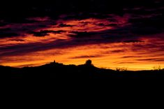 Sunrise of the Monk