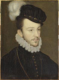 Réunion des musées nationaux Henri III teenager
