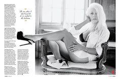 Christina Aguilera Maxim India