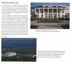 The Grand Palace theatre in Branson, Missouri