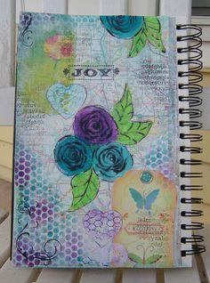 teresa jaye is here to play!: Art Journals