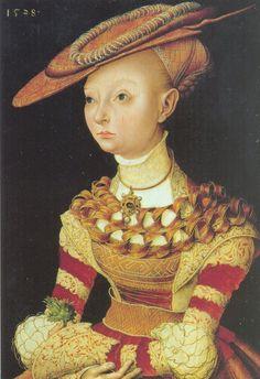 Cranach the Elder, Lucas.  1528