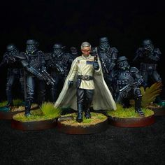 Welcome to Paint My Little Worlds Etsy shop! Please contact us for timeframe and availability. Also view our website to see which projects we are currently working on. Sci Fi Miniatures, X Wing Miniatures, Lead Adventure, Star Wars Figurines, Star Wars Painting, Imperial Assault, Fantasy Model, Star Wars Models, D&d Dungeons And Dragons