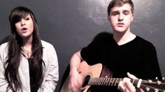 Baby/Little Things Cover - Sarah & Jacob ( lmao 'Walter')