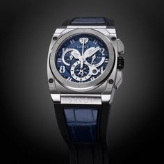 Savoy Watches - Swiss made watches for ladies and gents Modern Watches, Watches For Men, Swiss Made Watches, Chronograph, Lady, Accessories, Blue, Top Mens Watches, Men Watches