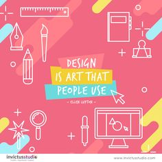 Good art is a talent, good design is a skill  #logodesign #webdesign #graphicdesign #creativity