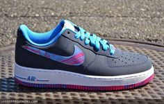 Nike Air Force 1 Low Marbled Swoosh Pack