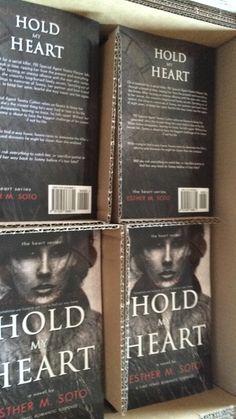 Hold My Heart, Hold Me, Novels, Fiction, Romance Novels