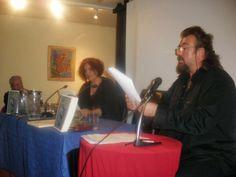 Ο Κωνσταντίνος Κωνσταντόπουλος διάβασε αποσπάσματα από κηρύγματα και μαζί με τη Μάρθα Φριντζήλα με μια δραματική απαγγελία ερμήνευσαν το έργ...