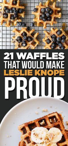 21 Waffles That Would Make Leslie Knope Proud