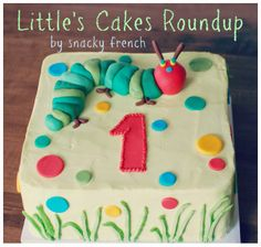 Snacky French: Little's Cakes Roundup on the blog