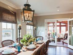 dining room | Richard Bubnowski Design