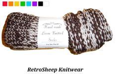 SOCKS HANDMADE Tube ankle / tall knee high / boot / bed / lounge / Diabetic / UNISEX Custom  one size fits all #socks #knitwear #Etsyknits