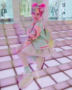 Decora ~ decora kei ~ Kawaii fashion ~ j fashion ~ harajuku ~ gyaru ~ fairy kei ~ lolita fashion ~ gothic lolita ~ pastel goth