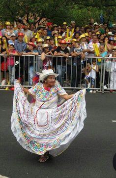 Medellin desfile de silleteros