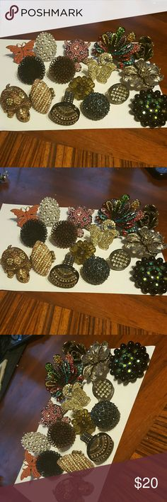 Bundle of 16 fabulous rings All different kinds of rings Jewelry Rings