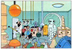 Hergé : Jo, Zette et Jocko