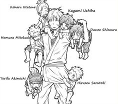 Imagem via We Heart It https://weheartit.com/entry/154370687 #naruto #koharu…