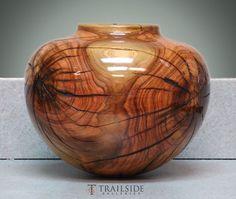 Greg Campbell Turned Wood Vessel by MyohoDane