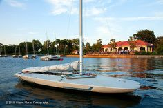 #Minneapolis: Lake Calhoun #Sailing