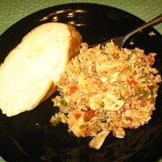 New Orleans Jambalaya  feeds a crowd  ellie hamm