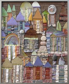 Marrakesh mosaic by Sherri King