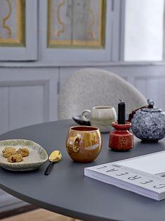 Most current Snap Shots Ceramics Cups inspiration Ideas Paula Tasse – braun BloomingvilleBloomingville Ceramic Tableware, Ceramic Cups, Decor Interior Design, Interior Decorating, Futuristisches Design, Rustic Ceramics, Natural Kitchen, Boho Home, Pots