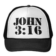 Bonés   Chapéus Versos Da Bíblia 68e137f23ff