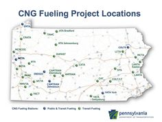 CNG fueling project