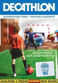 Desporto para todos - Tudo para o Desporto 20/08/2015 a 27/09/2015 Decathlon