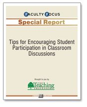 Classroom Discussion: Professors Share Favorite Strategies for Engaging Students   Faculty Focus