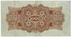 Image result for 1860 20 pound  note