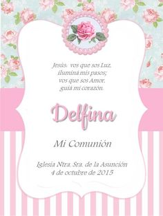 First Communion, Cake Pops, Free Printables, Shabby Chic, Frame, Party, Crafts, Ballerina, Ticket Invitation