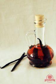 Kraina Tysiąca Smaków: Domowy ekstrakt waniliowy Wine Decanter, Barware, Wine Carafe, Tumbler