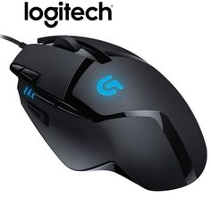 ¡Chollo! Ratón Gaming Logitech G402 Hyperion Fury por 39.90 euros.