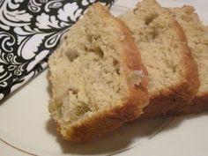 Hungry Couple: Low Fat/Low Sugar Apple Tea Bread