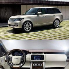 Land Rover just revealed the 2013 Range Rover